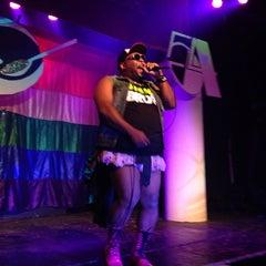 Photo taken at Mesa Theatre  Club & Lounge by Joshua S. on 10/13/2013