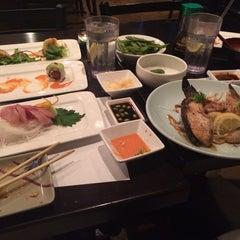 Photo taken at Sushi Ajito by Polly G. on 4/8/2014