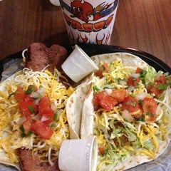 Photo taken at Torchy's Tacos by Christopher H. on 2/6/2013
