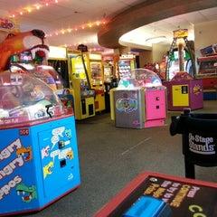 Photo taken at Pinballz Arcade by Mike V. on 11/24/2012