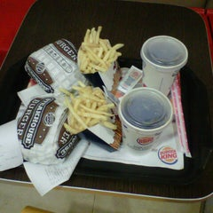 Photo taken at Burger King by Shirley R. on 9/23/2012