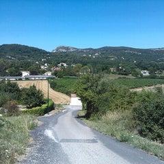 Photo taken at Boisset et Gaujac by Franck D. on 8/2/2013