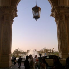 Photo taken at The Ritz-Carlton, Riyadh by Mohd A. on 10/26/2012