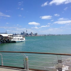 Photo taken at Devonport Ferry Terminal by Anthony G. on 1/30/2013