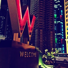 Photo taken at W Doha Hotel & Residences by Geoffy👑 on 5/9/2013