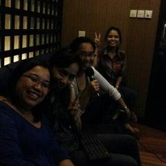 Photo taken at D'Light Karaoke by artie h. on 5/9/2014