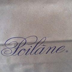 Photo taken at Poilâne by Alan J. on 3/7/2014