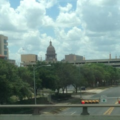 Photo taken at Interstate 35 & 15th Street by Danny P. on 7/6/2014