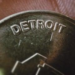 Photo taken at Detroit Amtrak Station (DET) by Erin W. on 12/1/2013
