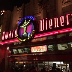 Photo taken at Award Wieners by Wai on 12/24/2015