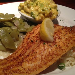 Photo taken at Cheddar's by Andrea F. on 2/6/2013