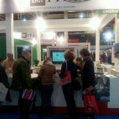 Photo taken at Vakantiebeurs by Omero M. on 1/13/2013