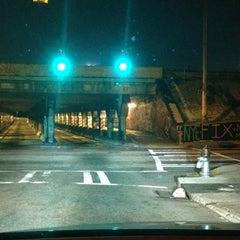 Photo taken at Krog Street Tunnel by TJ on 1/29/2013