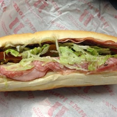Photo taken at Jimmy John's by TJ on 6/19/2014