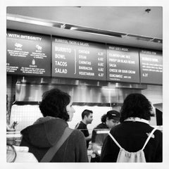 Photo taken at Chipotle Mexican Grill by Aaron B. on 4/6/2013