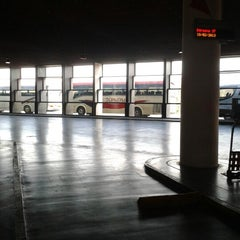 Photo taken at Estación Central de Autobuses by Antonio José A. on 2/18/2013