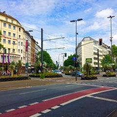 Photo taken at Düsseldorf by Dimasik 💣 on 6/13/2015