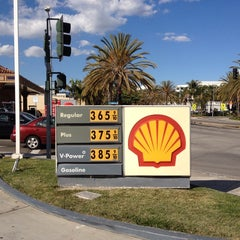Photo taken at Shell by Karim on 12/5/2013