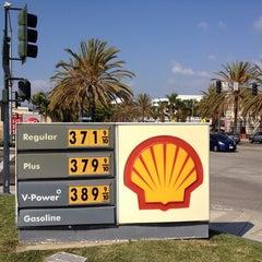 Photo taken at Shell by Karim on 11/3/2013