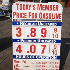 Photo taken at Costco Gasoline by Karim on 11/7/2012