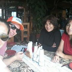 Photo taken at Rayen Restaurante by Rodrigo A. on 2/2/2014