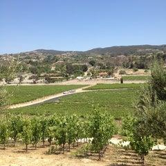 Photo taken at Cougar Vineyard & Winery by Rachel B. on 5/18/2013