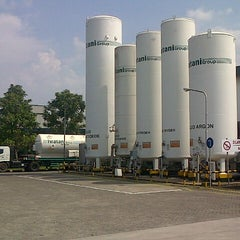 Photo taken at KIIC (Karawang International Industrial City) by dhadhe s. on 8/17/2013