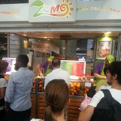 Photo taken at Zumo by Ninjaw P. on 7/25/2013