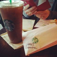 Photo taken at Starbucks by James M. on 3/8/2014