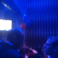 Photo taken at Social Bar, Grill & Lounge by Adam R. on 10/7/2012
