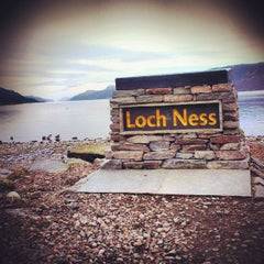 Photo taken at Loch Ness by houdi on 3/16/2013
