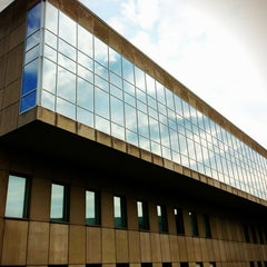 Photo taken at IUPUI:  University Library (UL) by James W. on 9/9/2013
