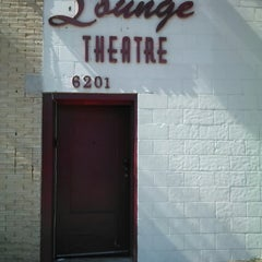 Photo taken at The Lounge Theatre by Aaron S. on 7/18/2014