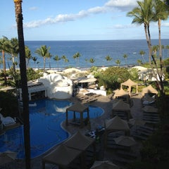 Photo taken at Kea Lani Adult Pool by Laura M. on 3/4/2013