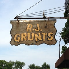 Photo taken at RJ Grunts by Brian S. on 6/8/2013
