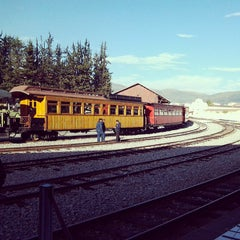 Photo taken at Estación de Tren Chimbacalle by Jeniffer Cristina C. on 7/4/2013
