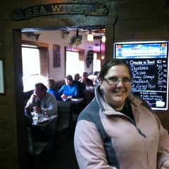 Photo taken at Seawitch Restaurant & Oyster Bar by John W. on 10/25/2013