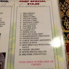 Photo taken at Best Thai Cuisine by DJ🙉 T. on 12/23/2012