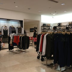 Photo taken at ZARA by tbxl . on 12/29/2012