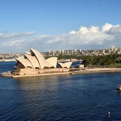 Photo taken at Sydney Opera House by tbxl . on 3/17/2013