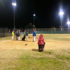 Photo taken at Cedar Park Youth League by Barron F. on 2/18/2015