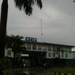 Photo taken at Sekolah Tinggi Ilmu Pelayaran (STIP) Marunda by AR. B. on 7/5/2013