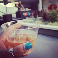 Photo taken at TASTE FIGat7th by trice the afrikanbuttafly on 6/22/2013