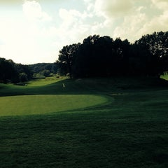 Photo taken at Galloping Hill Golf Course by dè gra on 7/27/2014