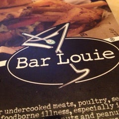 Photo taken at Bar Louie Lyndhurst by Kory O. on 10/25/2012