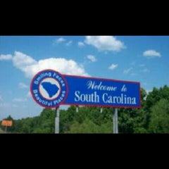 Photo taken at Georgia / South Carolina State Line by Atl B. on 11/20/2012