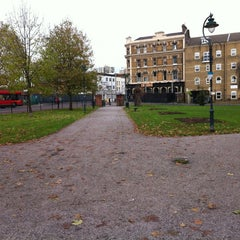 Photo taken at Camberwell Green by James Arthur C. on 11/13/2012