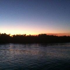 Photo taken at Highland Beach by Corey M. on 11/3/2012