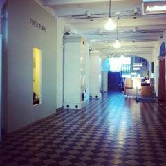 Photo taken at Designmuseo by Juuso R. on 9/22/2012