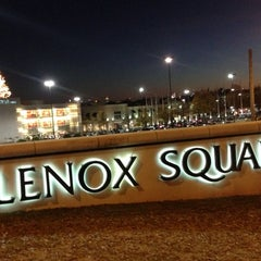 Photo taken at Lenox Square by Logan H. on 11/24/2012